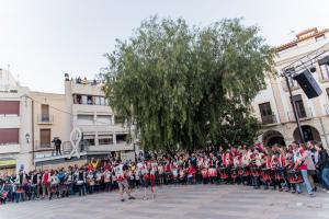 Les imatges del segon Concurs Nacional d'Enceses de Riudoms