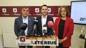 Ara Reus es posiciona sobre possibles pactes electorals
