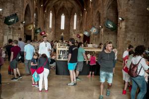 Brickània 2019 a Montblanc