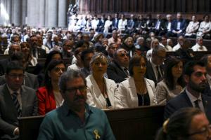 Ceremònia del Nou arquebisbe de Tarragona Joan Planellas