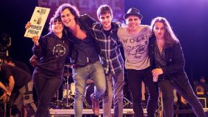 El grup de música ' Stone Vibe' guanya el concurs Reussona 2019