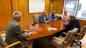 El PSC de Torredembarra es reuneix amb el subdelegat espanyol pel problema de la rotonda a l'AP-7