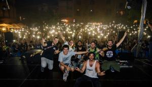 Els Buhos actuen a Calafell per les festes majors d'aquest 2019.