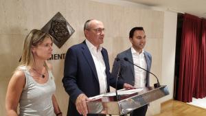 ERC, JxR i Ara Reus comparteixen regidories