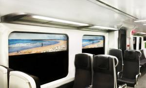Imatges del Baix Penedès als ferrocarrils catalans.