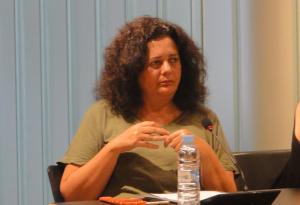 Isabel Bou, d'En Comú Podem de Calafell.