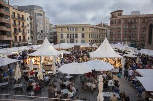 La Fira del Vi de la DO Tarragona s'ha dut a terme a l'entorn del Mercat.