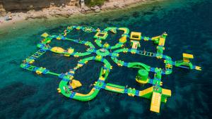 La plataforma aquàtica més gran de la Costa Daurada estarà a Tamarit