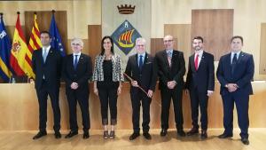 L'alcalde de Salou signa nou Cartipàs Municipal pel mandat 2019-2023