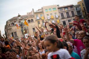 Pregó, Tronada i Ruta del Masclet de la Festa Major de Sant Pere Reus