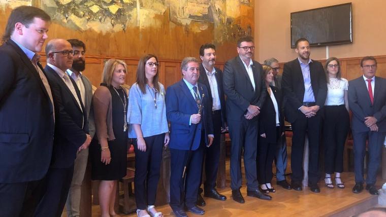 El republicà Josep Andreu ha revalidat l'alcaldia a Montblanc