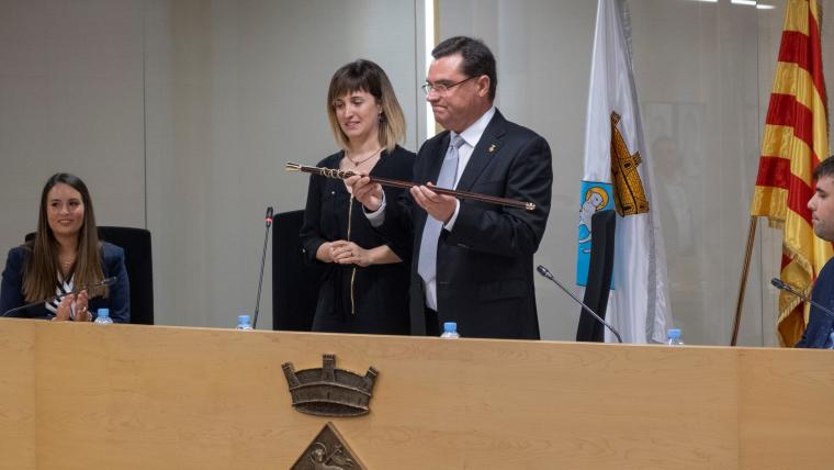Joan Maria Sardà és reelegit alcalde de la Pobla de Mafumet