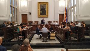 Aquest divendres s'ha celebrat la sessió plenària del mes de juliol