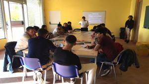 Classes d'anteriors cursos que han realitzat cursos oferts per l'Ajuntament de l'Arboç.