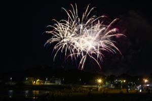 Concurs de focs artificials a Tarragona 2019