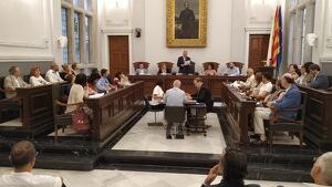 El ple d'avui s'ha convocat com a extraordinari per aprovar els pressupostos municipals