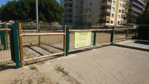 El pressupost per obrir aquest nou parc per a gossos a Torredembarra ha estat de 8.500 euros.