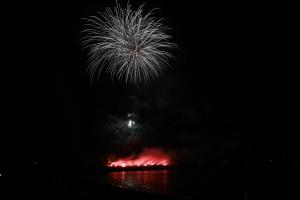 Els francesos clausuren el concurs dels focs artificials a Tarragona