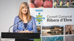 Gemma Carim, nova presidenta del Consell Comarcal de la Ribera d'Ebre