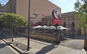 Imatge de l'establiment de Telepizza a Reus.