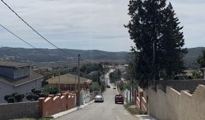 Imatge del nucli del Priorat, a la Bisbal del Penedès.