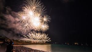 La pirotècnia del Mediterráneo guanya el 29è Concurs de Focs Artificials de Tarragona