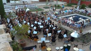 Les activitats d'estiu al Museu Casals mantenen l'espai ple de públic durant tot l'estiu.