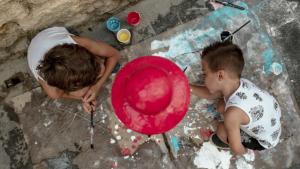 Renovant el Pilons Street de Tarragona