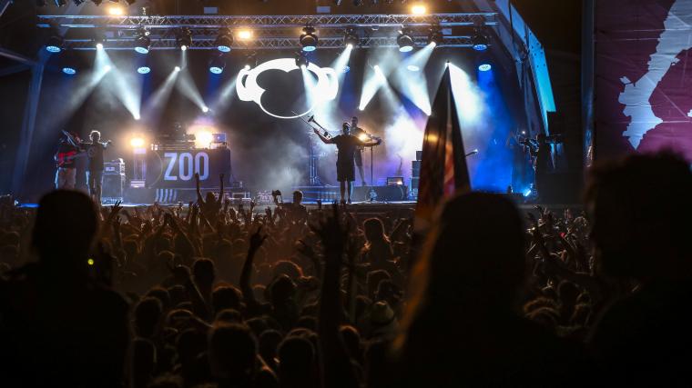 Acampada Jove 2019 | Les imatges de la segona nit de concerts