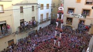 2de8 sense folre descarregat de la Colla Vella dels Xiquets de Valls al Catllar