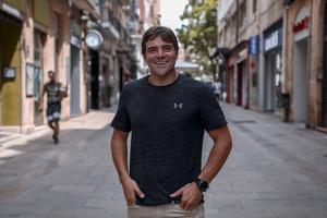 Didac Nadal, president de l'empresa pública municipal dels mercats tarragonins, Espimsa, i portaveu de Junts per Tarragona.