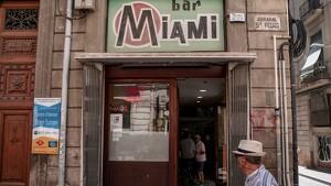 El Bar Miami va obrir les seves portes l'any 1965