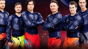 El grup de versions Star Ways actua a la Festa Major 2019 de l'Arboç.