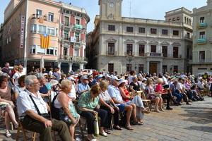 Imatge d'arxiu de la Festa de la Gent Gran de Reus