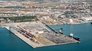 Imatge d'arxiu del Port de Tarragona