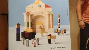 Imatge del cartell de la Festa Major de Misericòrdia 2019 de Reus