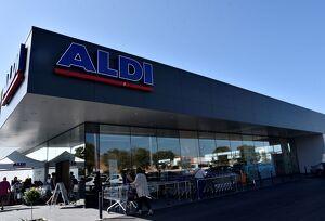 Inauguració nou supermercat ALDI a Reus