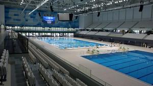 Instal·lacions del Duna Arena de Budapest