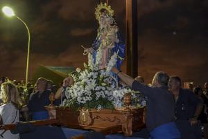La processó de la mare de Déu a Salou, en imatges?
