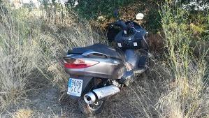 La propietària de la moto desconeixia que li haguessin robat.