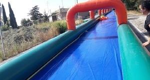 L'Arboç gaudirà d'un tobogan d'aigua de 75 metres.
