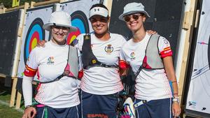 Pitarch, Canales i Galisteo, el combinat espanyol en el Mundial Júnior