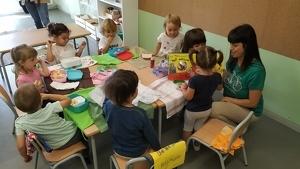 Canalla d'educació infantil de La Vitxeta de Reus