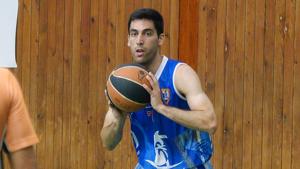 David Fernández, millor jugador dels cebetistes