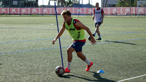 El juvenil vol la primera victòria de la temporada