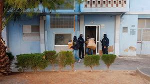 Els Mossos d'Esquadra han realtizat entrades al barri tarragoní de Campclar