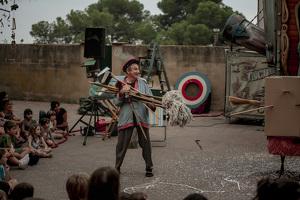 Espectacles del Festival Art's a Almoster, en imatges!
