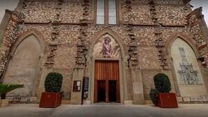 Imatge de la parròquia de Sant Joan Baptista de Reus