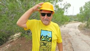 Imatge del vídeo promocional dels 'cascos grocs' gravat a Reus
