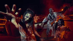 Imatge promocional de Halloween a PortAventura.